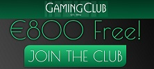 Online kasino Gaming Club Casino