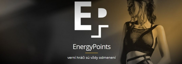 Zbierajte Energy Points v Energy casinu