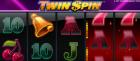Výherný hrací automat Twin Spin